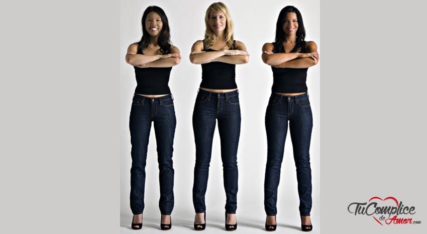 los jeans indicados