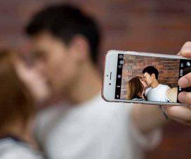 las parejas felices no presumen su relacion en redes sociales