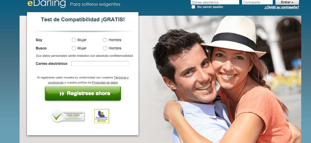 buscar pareja gratis en internet edarling