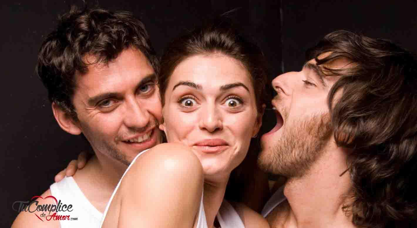 sexual trio