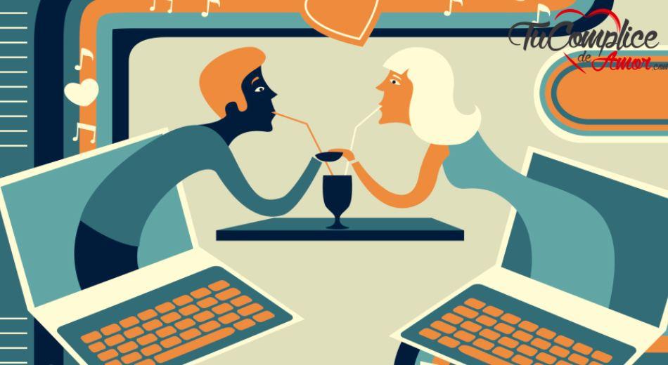 el amor por internet
