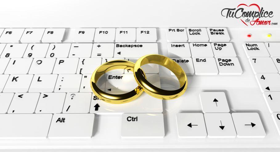 matrimonio cibernetico