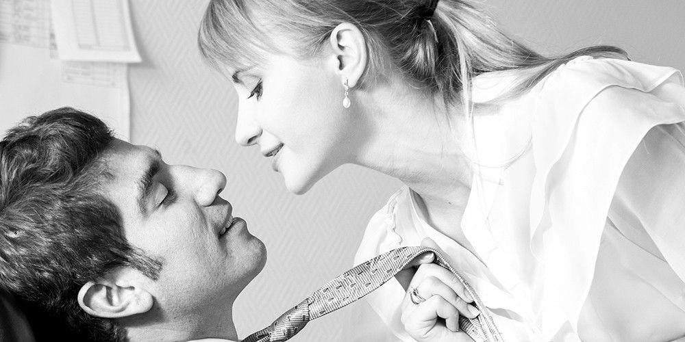 caricias para enamorar a un hombre