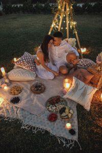 picnic de noche