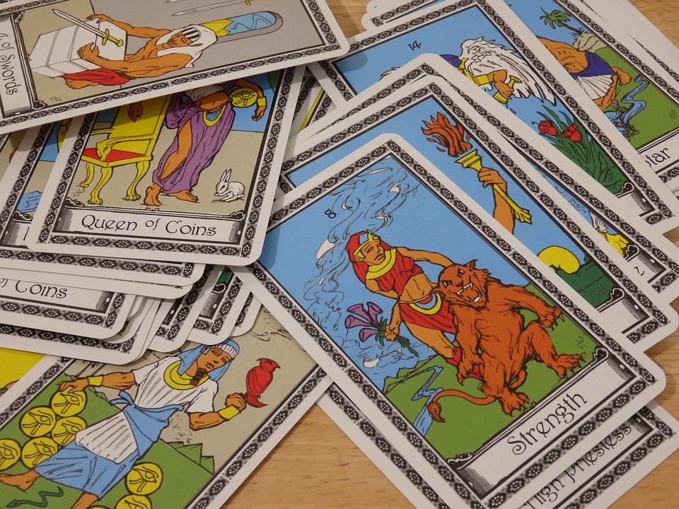 Simbología del amor en el Tarot