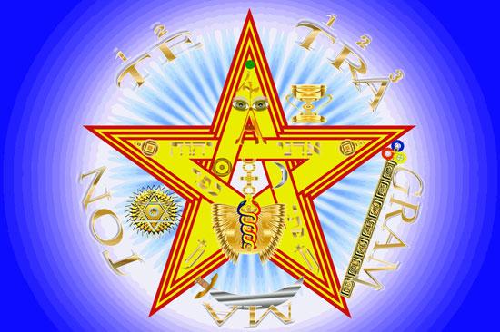 el amor y el tetragramaton