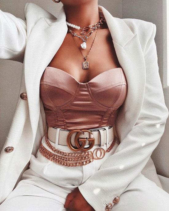 ropa de mujer elegante
